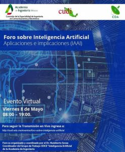 Foro sobre Inteligencia Artificial : Aplicaciones e implicaciones (IAAI)