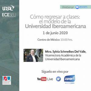 Cómo regresar a clases: el modelo de la Universidad Iberoamericana