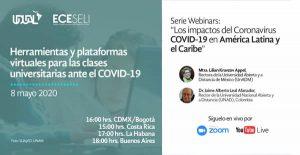 Herramientas y plataformas virtuales para las clases universitarias ante el COVID-19
