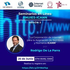 Seminario en Línea ANUIES-ICANN