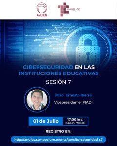 Ciberseguridad en Instituciones Educativas