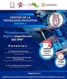 Seminario: Gestión de la Tecnología Educativa
